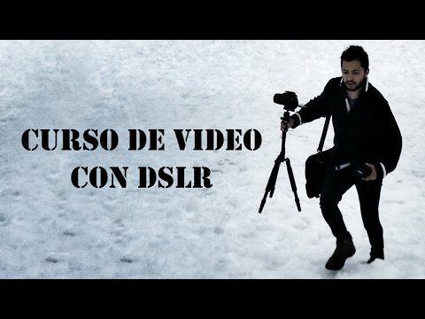 Curso de video con DSLR Nº3 (Lentes/Objetivos para DSLR) - YouTube