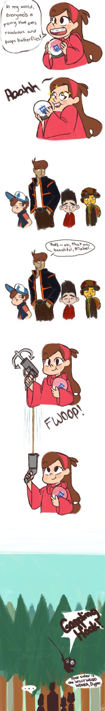 mystery kids - It had to be done by stickynotelover on deviantART