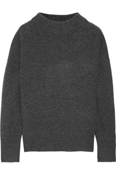 Vince - Cashmere Sweater - Charcoal