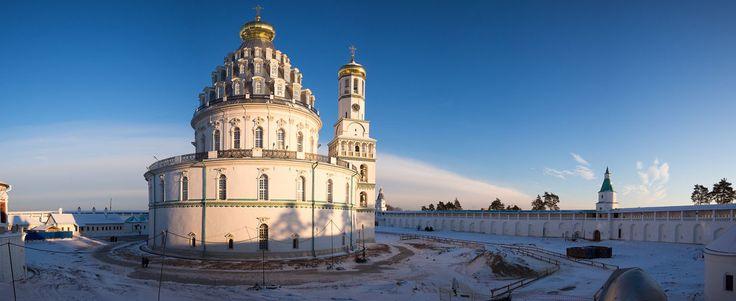 Воскресенский собор Нового Иерусалима
