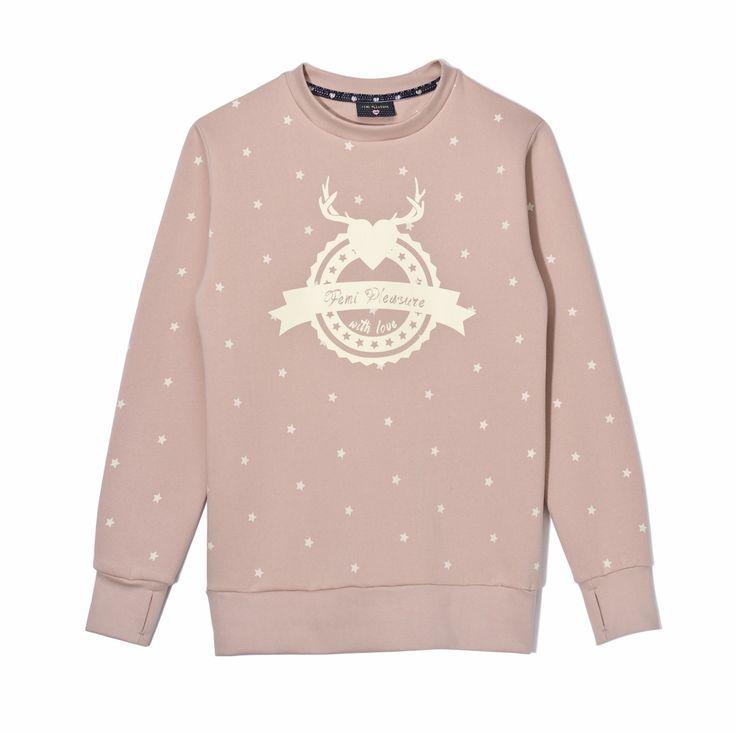 Femi Pleasure With Love   Collection. Sweatshirts