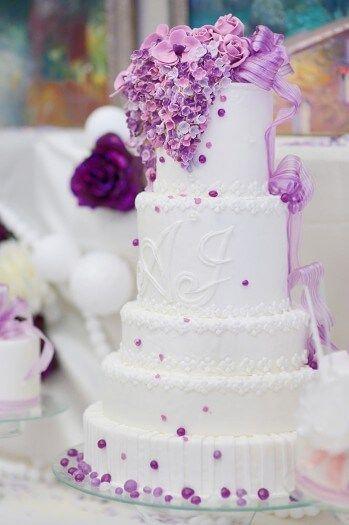 Dekoration Der Hochzeitstorte Tortas Pasteles Pinterest