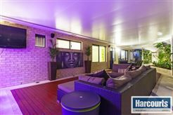 outdoor #loungearea To view more of this property check out www.RegalGateway.com #entertainmentarea #outdoordecor  #balinesedecor #harcourts #realestate