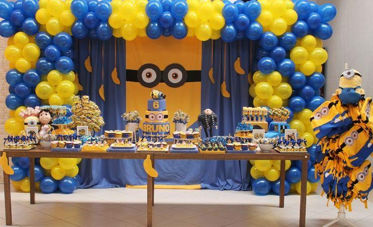 Peppa Pig faz sucesso como tema de aniversário; veja festas com personagens - BOL Fotos - BOL Fotos