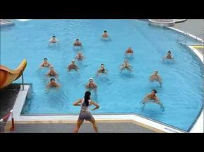 Aqua Zumba 2012 - YouTube