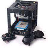 COLEMETER DIY 500mw Machine de gravure Laser Machine Graver Intelligent USB Bricolage Cadeau Anniversaire Fête
