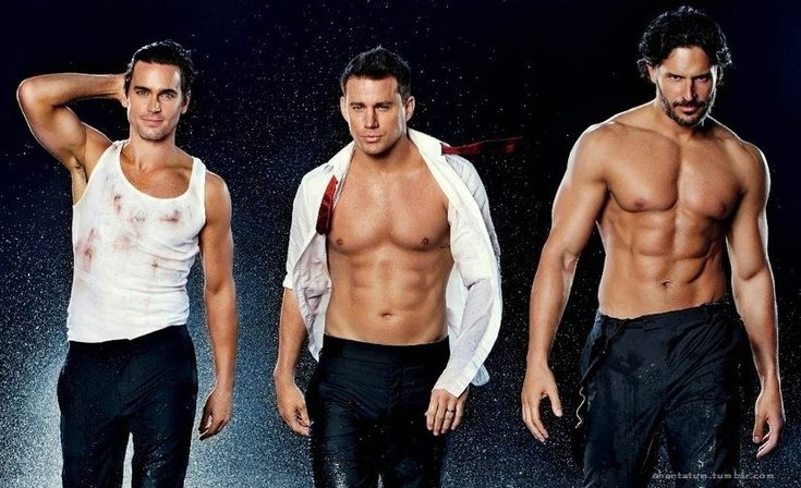 """[Concours] : """"Magic Mike"""", 10 t-shirts à gagner ! / """"Magic Mike"""" is available on DVD/Blu-ray, win 10 t-shirts here."""