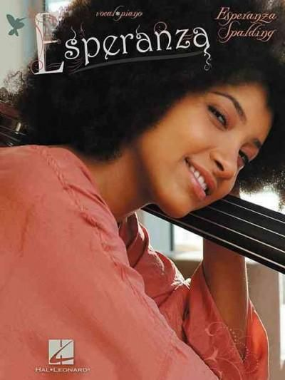 (Vocal Piano). Vocal/piano arrangements based on Esperanza's own lead sheets! of all 12 tracks from the 2008 release from this jazz prodigy. Songs include: Cuerpo Y Alma (Body and Soul) * Espera * Fal