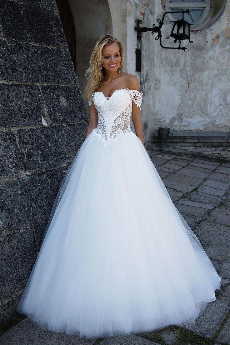 40 besten Ball wedding dress Bilder auf Pinterest   Hochzeitskleider ...