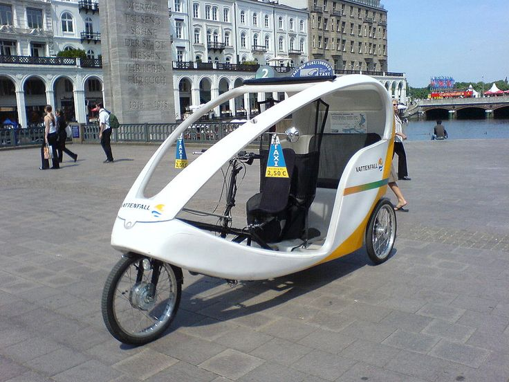 Rickshaw Hamburg - Cycle rickshaw - Wikipedia, the free encyclopedia