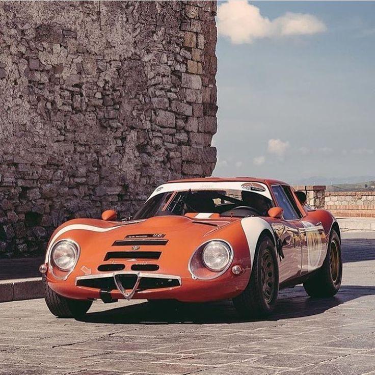 Alfa Romeo TZ 2 1964u0027 U2022 Www. Auto Alfa RomeoVintage ...