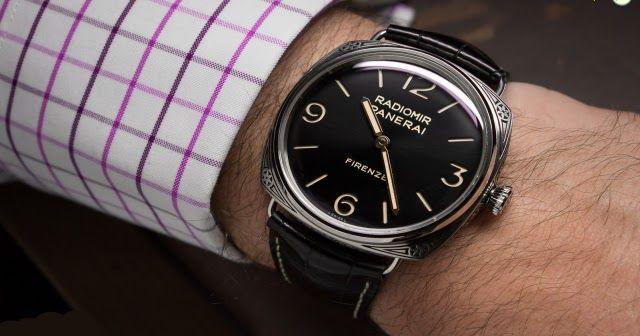 متابعي مدونة عالم الساعات ساعات بانيراي ملكة متوجة تعتلي عرش مملكة الساعات الرجالي بتشكيلات جديدة ساحرة تعتبر ساعا Panerai Watches Samsung Gear Watch Watches