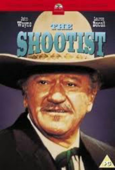 Sadist John Wayne movie ever.it was the last before dying of cancer.