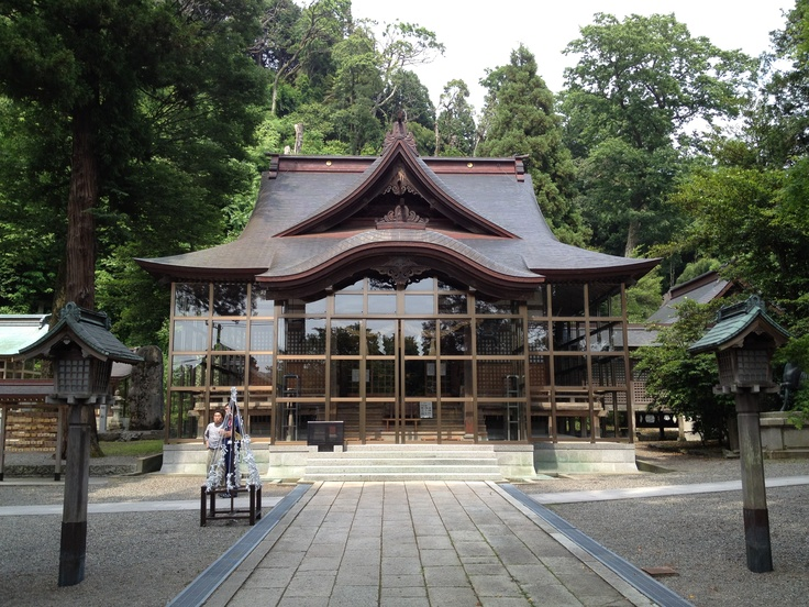Kinkenguu Shrine
