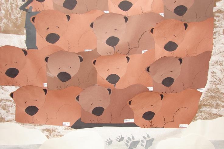78 best images about winter animals hibernation for Hibernation crafts for kids