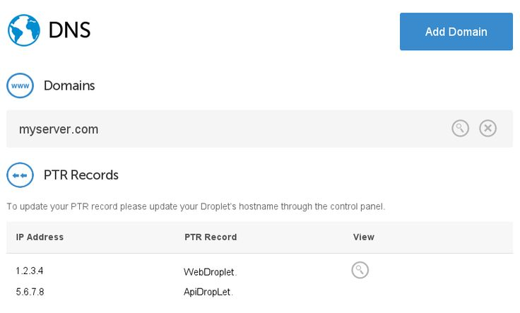 How To Set Up and Test DNS Subdomains with DigitalOcean's DNS Panel   DigitalOcean