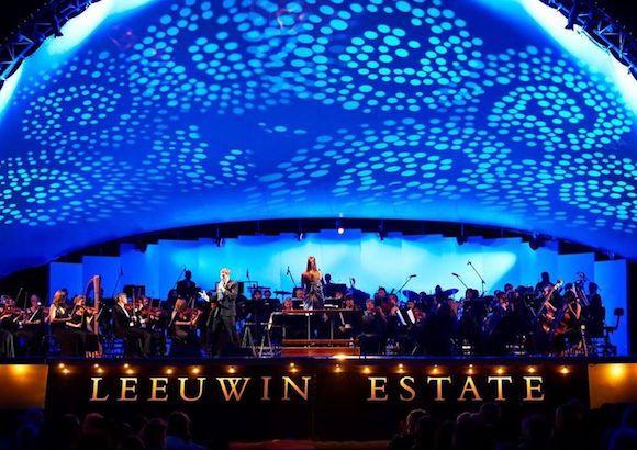 Leeuwin Concert Series, Leeuwin Estate, Margaret River