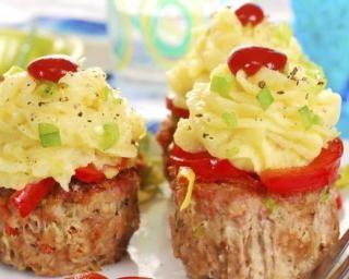 Haché de thon aux poivrons et purée de pommes de terre allégée : http://www.fourchette-et-bikini.fr/recettes/recettes-minceur/hache-de-thon-aux-poivrons-et-puree-de-pommes-de-terre-allegee.html