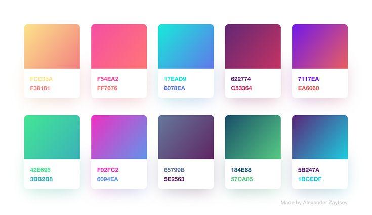 컬러 사용의 트렌드와 분석 | 몇 년 전 apple의 조나단 아이브가 iOS7을 통해 Flat Design (평면 디자인)과 Gradient Color (그라디언트 컬러)를 대중들에게 소개한 이후 우리는, 이것이 사용성 측면에서 옳은 것인가 그른 것인가에 대한 사상 공론을 넘어서, 과연 이것이 사람들이 좋아할 것인가라는 근원적인 의문을 많이들 품었었다. 하지만, 요즘의 디자인 트렌드