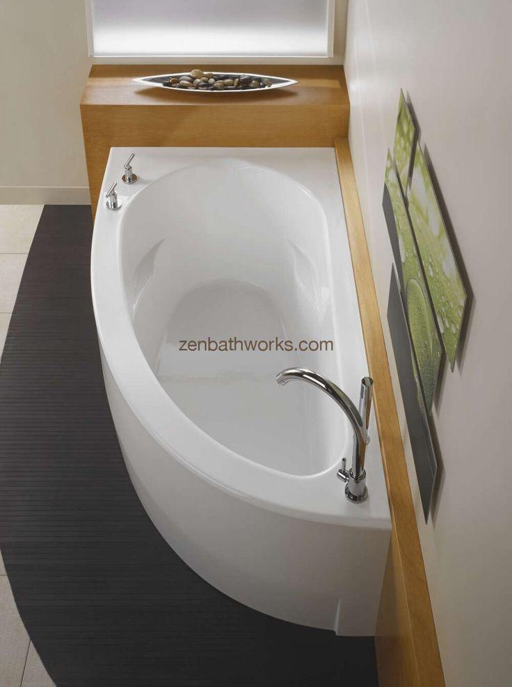 Wind Corner Bathtub Neptune Soaking Tubs Bathtubs And