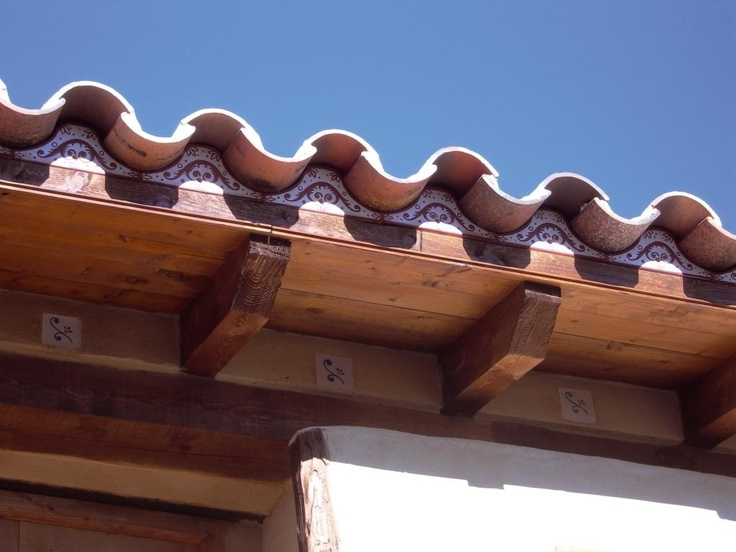 Decorative Ridge Tiles 35 Best Decorative Clay Roof Pieces Images On Pinterest  Clay