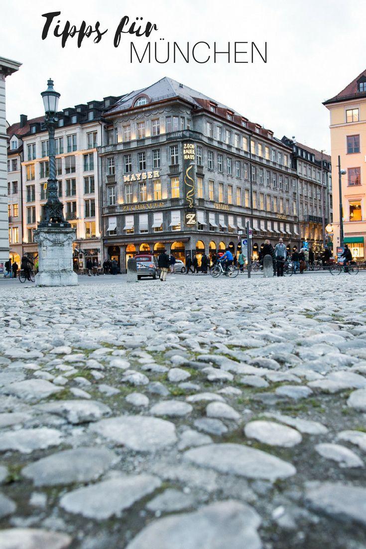 Kulinarische Tipps für München // Jäger & Sammler Blog