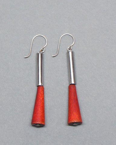 Aarikka Finland Earrings – Welsh Elliott Modernism