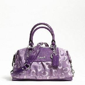 AUTHENTIC BRAND NEW WITH TAGS COACH ASHLEY F18425