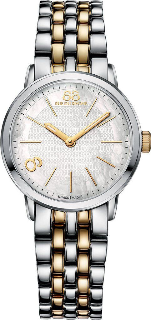 @88rdr  Watch Double 8 Origin 29mm Ladies #add-content #bezel-fixed #bracelet-strap-gold-pvd #brand-88-rue-du-rhone #case-material-steel #case-width-29mm #delivery-timescale-1-2-weeks #dial-colour-white #gender-ladies #limited-code #luxury #movement-quartz-battery #official-stockist-for-88-rue-du-rhone-watches #packaging-88-rue-du-rhone-watch-packaging #style-dress #subcat-double-8-origin-ladies #supplier-model-no-87wa142902 #warranty-88-rue-du-rhone-official-2-year-guarantee #water-...