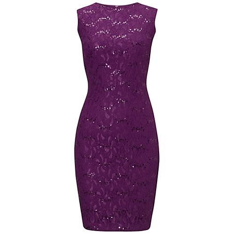 £30 Buy Rise Miranda Dress, Purple Online at johnlewis.com