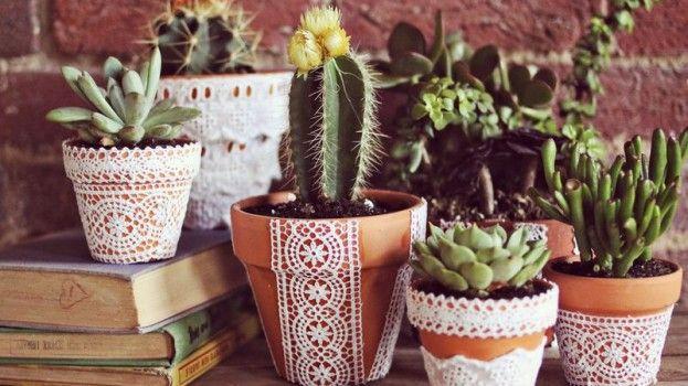 8x de leukste DIY's met planten  - Roomed   roomed.nl