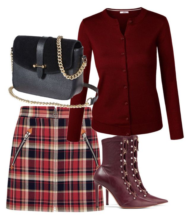 Untitled #688 by cathatin on Polyvore featuring polyvore, fashion, style, rag & bone, Altuzarra and clothing