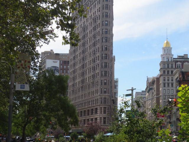 Auf der #Nordamerika-Reise mit #AIDA machte Ziploop Stopp in #New #York