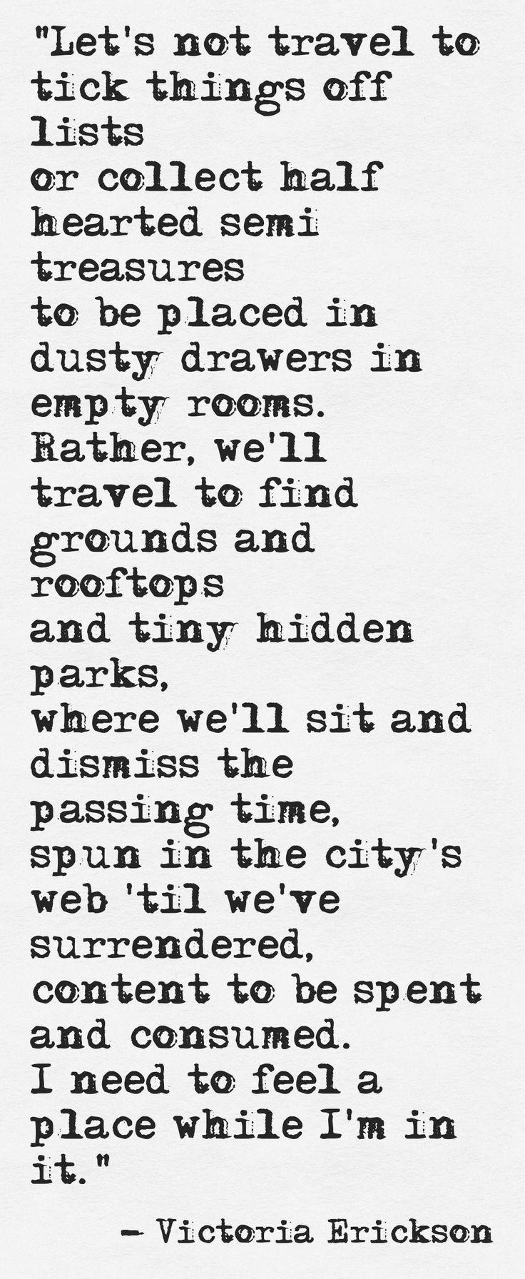 Travel~