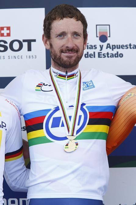 Men's Elite Individual Time Trial: #Ponferrada - Bradley Wiggins (Great Britain)