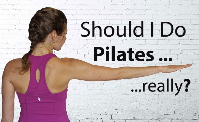 I stopped doing Pilates after being a passionate advocate for it for many years. Read on to see what happened to my body and whether YOU should do pilates.