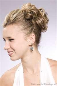Wedding Updos for Medium Length Hair   Hairstyles for Weddings