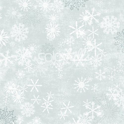 Magic winter - Snow is falling