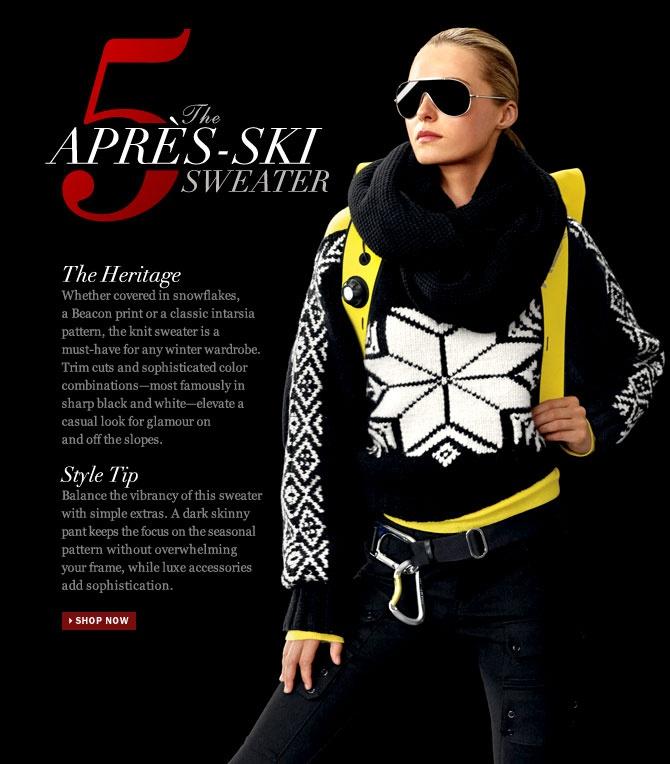 1000+ images about Après Ski on Pinterest | Ski fashion ...