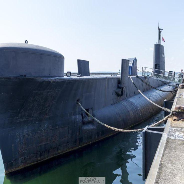 Sassnitz na wyrywki:  Okręt podwodny  - U-boot Museum Sassnitz: walk and picture gallery through submarine museum #Niemcy #Germany #Mecklenburg-Vorpommern #joingermantradition #museum #Sassnitz #travel #sightseeing #interestingplace #submarine