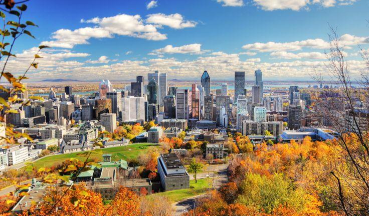 Montreal-Flüge - super günstig nach Kanada! Hin- und Rückflug ab 340 € | Urlaubsheld