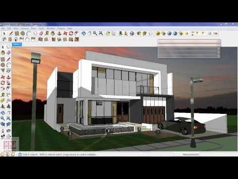 how to change google sketchup units