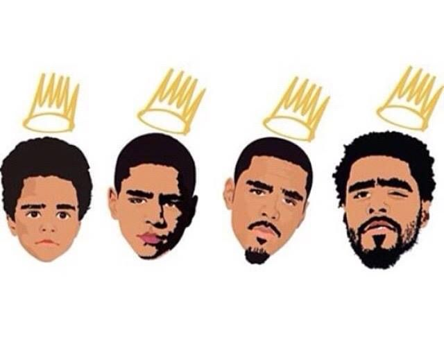 J.Cole's 2014 Forest Hills Drive has sold 22,501 copes this week totalling the album sales to 708,494 copies.