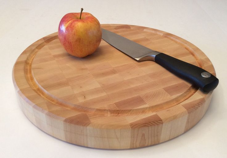 A personal favorite from my Etsy shop https://www.etsy.com/ca/listing/268459160/wooden-endgrain-butcher-block-modern