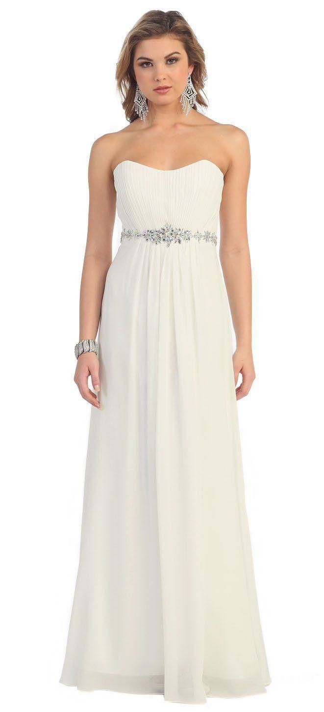 Ungewöhnlich Plus Größe Weiße Kleider Brautjungfer Zeitgenössisch ...