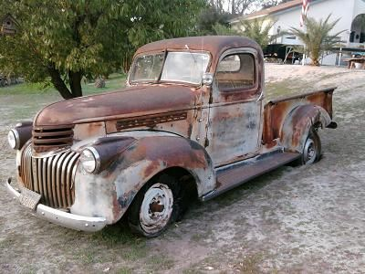 Rusty Chevy