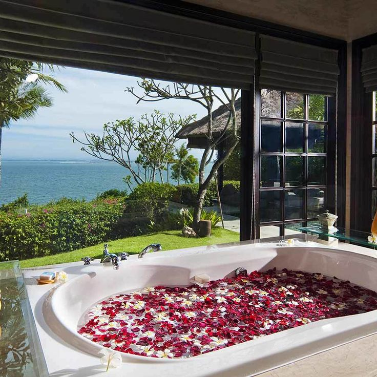 Bathtub, AYANA Resort and Spa Bali vossy.com