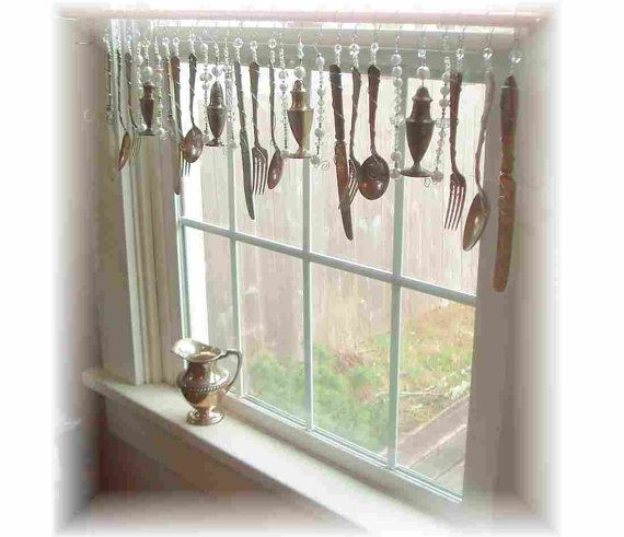Wood Valance Over Kitchen Sink: Romancing The Window Vintage Silverplate Kitchen Window