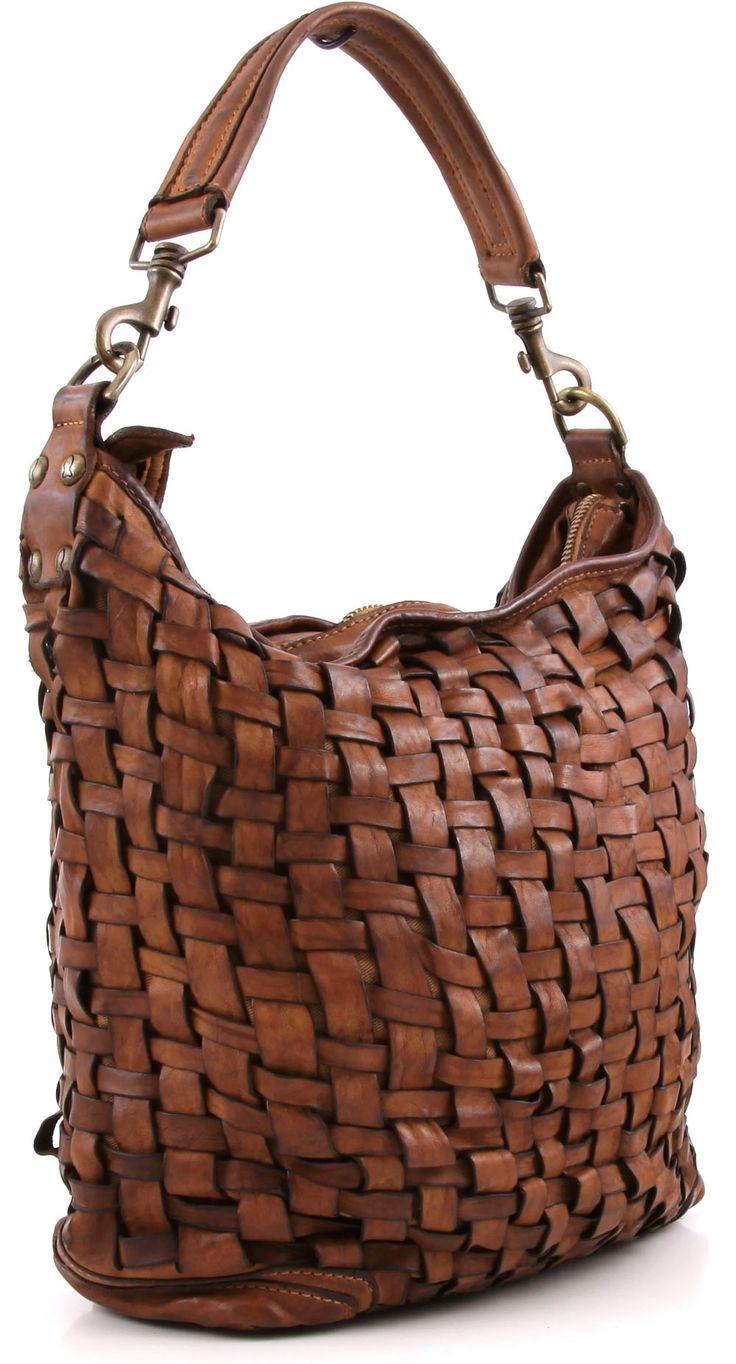 Campomaggi Lavata Shopper Leder cognac 38 cm - C1385VL-1702 - Designer Taschen Shop - wardow.com                                                                                                                                                      Mehr