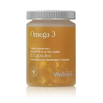 Omega 3 z vysoce kvalitního přírodního rybího tuku obsahuje důležité mastné kyseliny EPA a DHA, které si naše tělo samo neumí vyrobit. Tyto kyseliny jsou přitom nezbytně nutné pro podporu mozkových a kardiovaskulárních funkcí. Dávka na 30 dní  www.orif24.cz